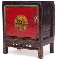 Small Gansu Side Cabinet
