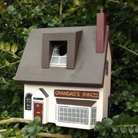 Handmade Pub Bird Box