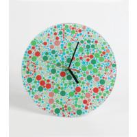 Colour blind clock from Sonodesign