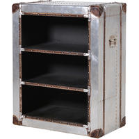 Space Industrial Trunk Style Shelving Unit