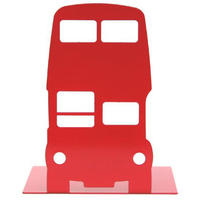 Susan Bradley London Routemaster Bus Bookend