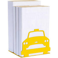Susan Bradley New York Yellow Taxi Bookend