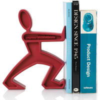 James The Bookend - Red