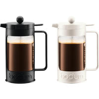 Bodum New Bean 8 Cup Coffee Press Black from Heal's