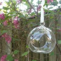 Garden Gifts Hanging Tealight Holder from Garden Beet