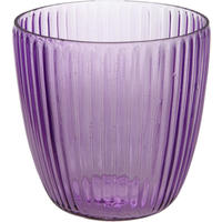 Flamant Home Interiors - Heddi Purple Tealight Holder