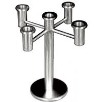 Candle Stand Tower with Five Holders