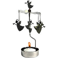 Pluto Chimes Angels Chimes Tealight Holder