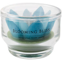 Blooming Bliss Glass Votive