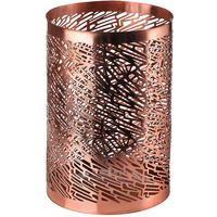 Pols Potten - Pierced Candle Holder - Copper - M
