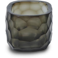 Guaxs - Yava Tealight Holder - Indigo/Smoke Grey