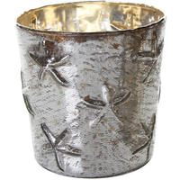 Flamant Home Interiors - Coral Silver Stormlight - 16cm
