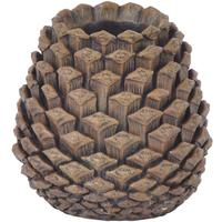 Pinecone Tealight Holder