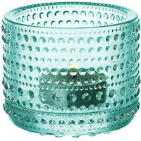 Iittala - Kastehelmi Votive - Water Green