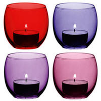 LSA Coro Tealight Holder - Berry