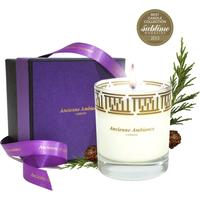 Luxury Cypress Scented Candle