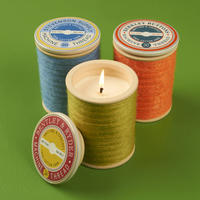 Large Scented Spool Candle