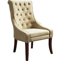 Dorchester Buttoned Velvet Chair