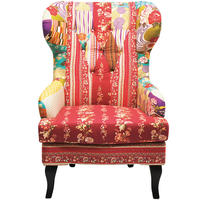 Romany Patchwork Armchair
