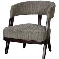 Japanese Tweed Armchair