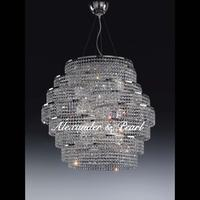 Fantasia Large Crystal Pendant Chandelier