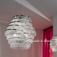 Fantasia Medium Crystal Pendant Chandelier
