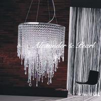 Wonderland Large Crystal Pendant Chandelier