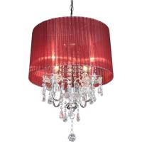 Beaumont 4 Light Chandelier from Design 55
