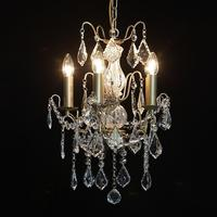 Caprice Gold 5 Arm Chandelier