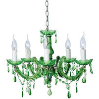 Emerald Green Chandelier