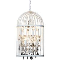 Medium Birdcage Chandelier