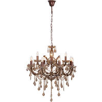 Vivaldi Shimmer Glass Chandelier
