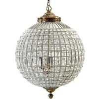 Globe Chandelier (Two Sizes)