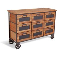 Harlem Industrial Low Apocathery Chest