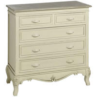 Brittany 5 Drawer Chest