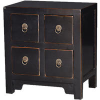 Shanxi Small 4 Drawer Chest