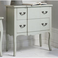 Beatrice Pastel Two-Drawer Chest