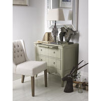 Townhouse Grey Painted Two Drawer Chest