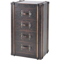 Albany Brown 4 Drawer Chest
