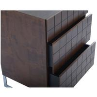 Barcelona Walnut Chest of Drawers