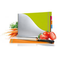 Coloured Cutting Boards Set