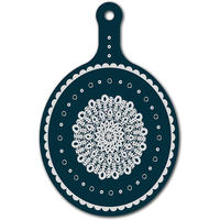 Hanna Francis - Chopping Board - Lace