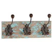 Distressed Coat Hooks