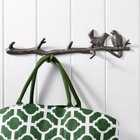 Twigs & Birds Wall Hook