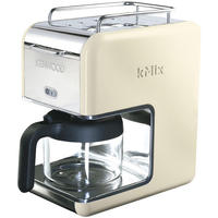 Kenwood - KMix Boutique Almond Filter Coffee Maker CM022