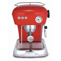 Ascaso - Dream Versatile M.F Espresso Machine DRP.14UK - Red
