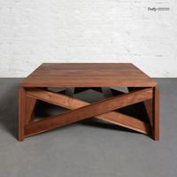 MK1 Transforming Coffee Table Wood | Mini
