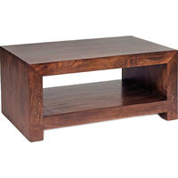 Dakota Mango Contemporary Coffee Table