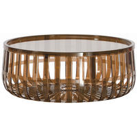 Kartell Panier Transparent Coffee Table