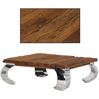 Baskerville Small Square Coffee Table